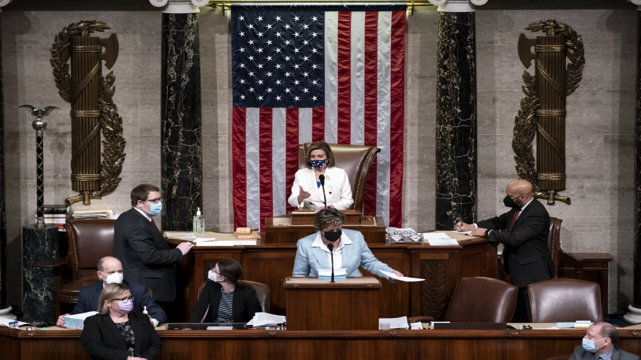 Wealth tax will 'put a brake' on V-shaped economic recovery: Rep. Hill