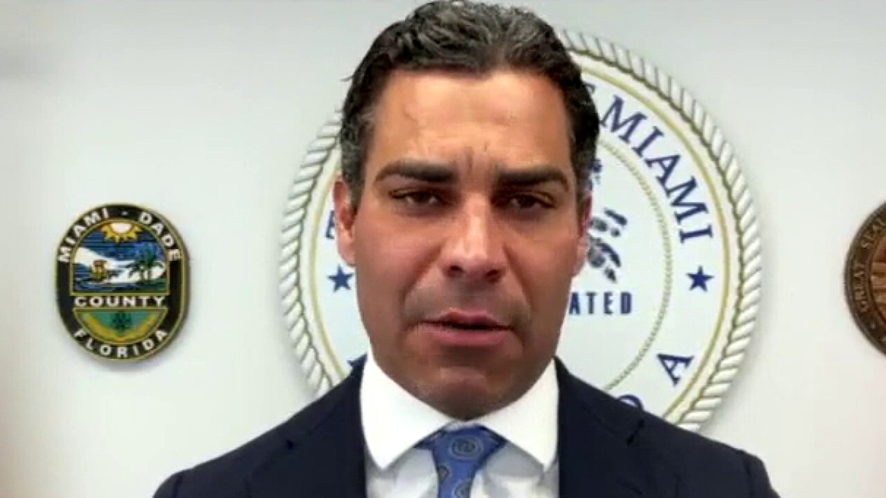 Miami Mayor Francis Suarez on using cryptocurrency to expand the city's economy and its potential impact on residents.