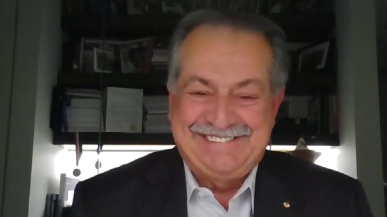 Former Dow Chemical Chairman and CEO and Build Together co-chair Andrew Liveris on the $1 trillion bipartisan infrastructure bill and the business community's participation in the bill.