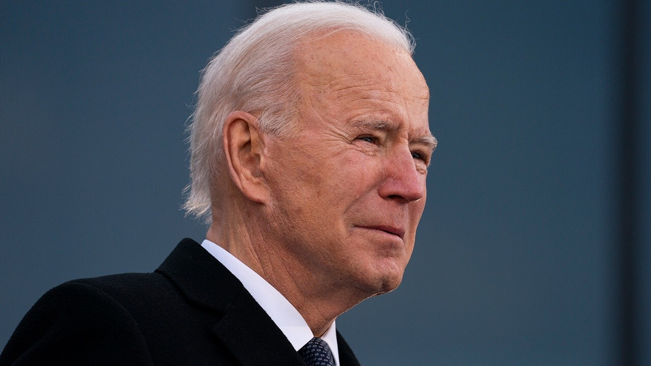 Chamber of Commerce Global Energy Institute Senior Vice President Christopher Guith argues President Biden killing the Keystone XL pipeline project is a political decision to appease some extremists.