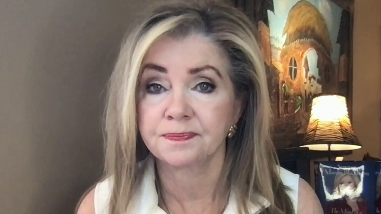 Rep. Marsha Blackburn, R-Tenn, tells her Democratic colleagues 'don't create a behemoth' with the FTC and DOJ as Congress shifts its focus on the tech giants.