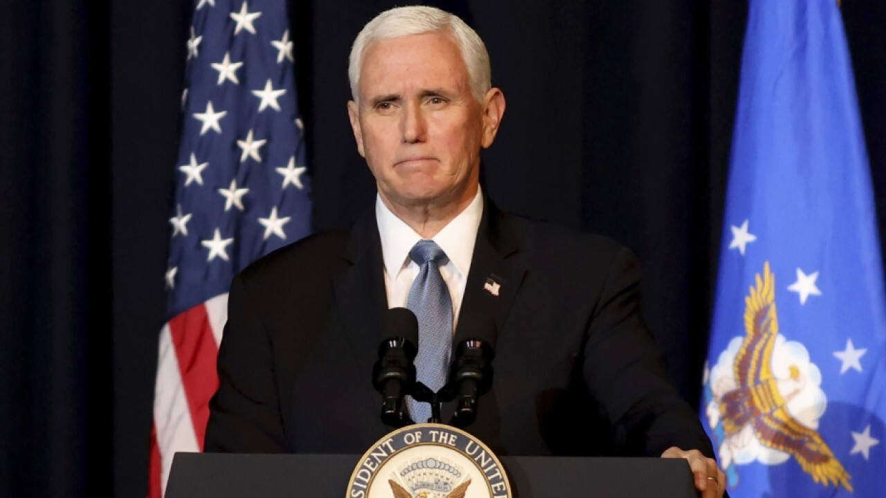 """Book publisher Simon & Schuster will move to publish former Vice President Pence's book despite employee outrage. FOX Business' Dagen McDowell and Mark Tepper of Strategic Wealth Partners with more on """"Mornings with Maria."""""""