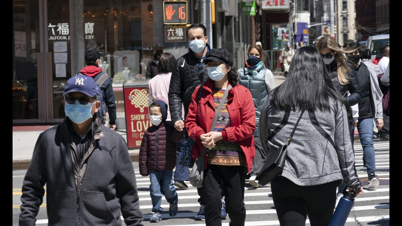 Dr. Sapphire: Time for outdoor mask mandates to go