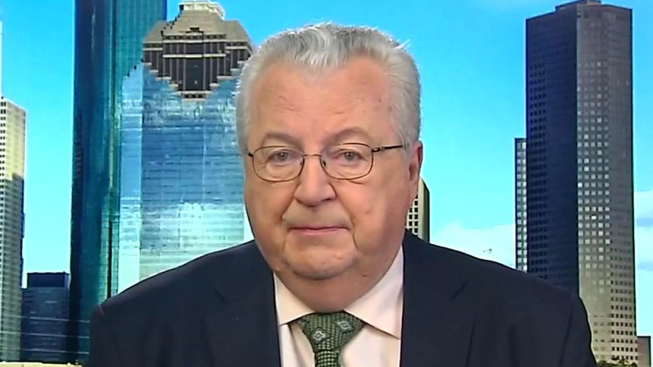 Former Shell Oil President John Hofmeister warns President Biden's 'hostile administration' will cause problems at the pump.
