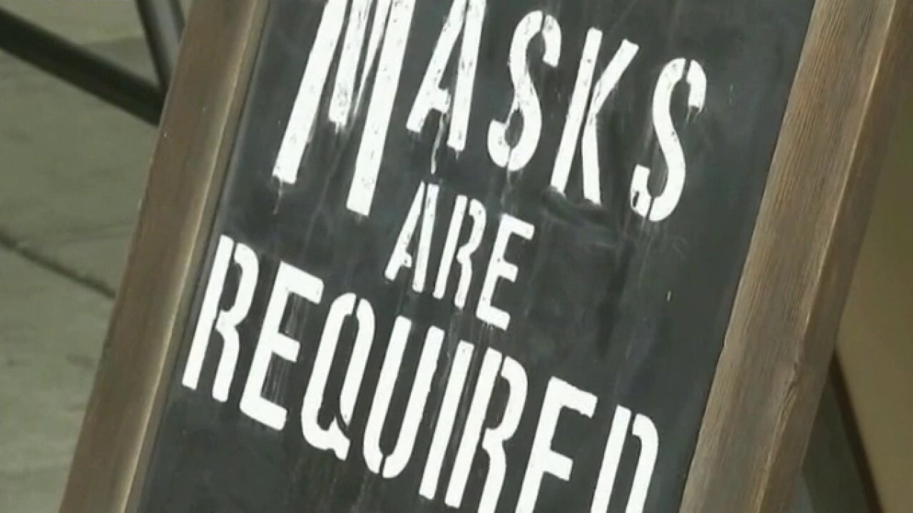 Science behind new CDC mask-wearing guidance called into question
