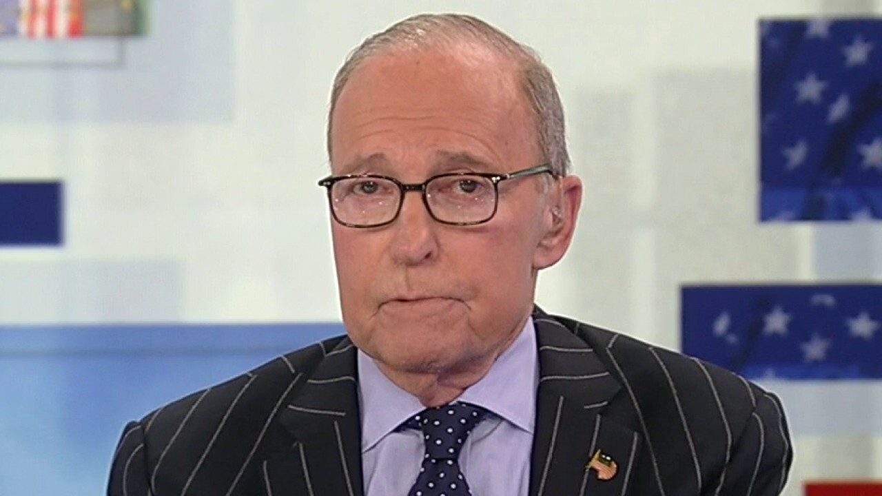 'Kudlow' host says Russian cyberattack is their 'boldest' strike yet.