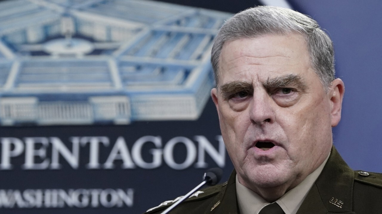 Former State Department official reacts to calls for Gen. Milley to resign on 'Fox Business Tonight'