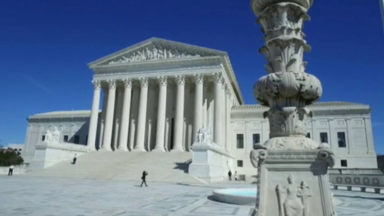 Supreme Court agrees to review Mississippi's 15-week abortion ban