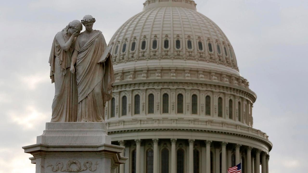 Democrats struggle to secure support for infrastructure bill after attempting to tie in reconciliation bill. Fox News' Congressional Correspondent Chad Pergram with the latest.