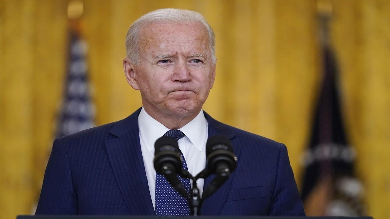 Jason Chaffetz and Liz Peek weigh in on Republicans calling for Biden's impeachment on 'Kudlow.'