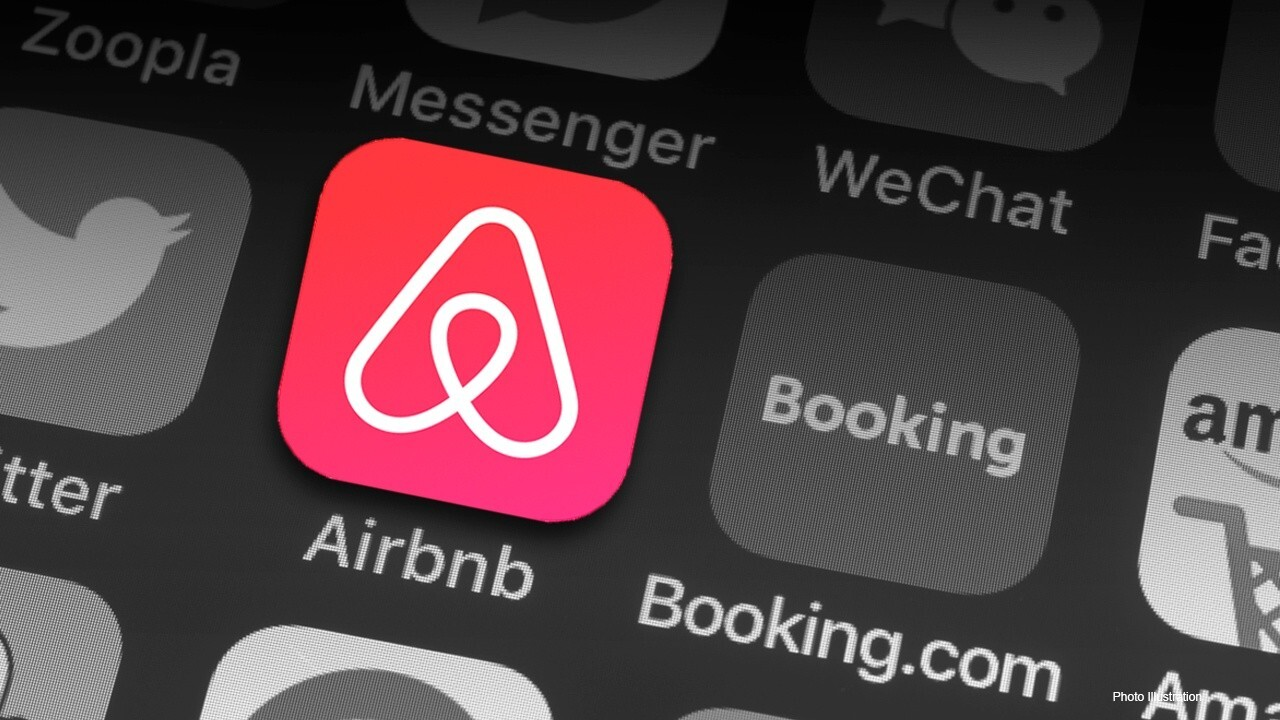 Airbnb Corporate Communications & Public Affairs Director Christopher Nulty discusses helping Afghan refugees by offering places to stay in the U.S.