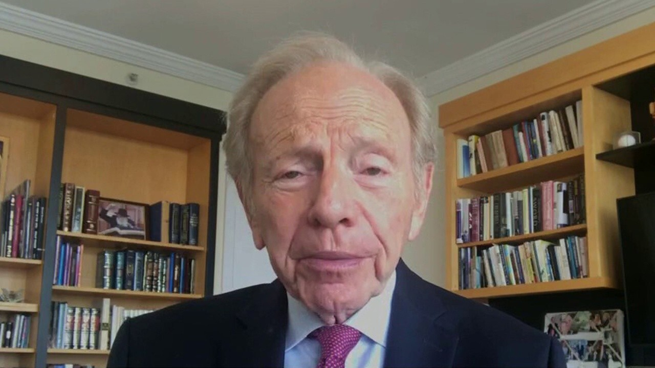 Joe Lieberman: Trump would have 'very hard' time winning in 2024