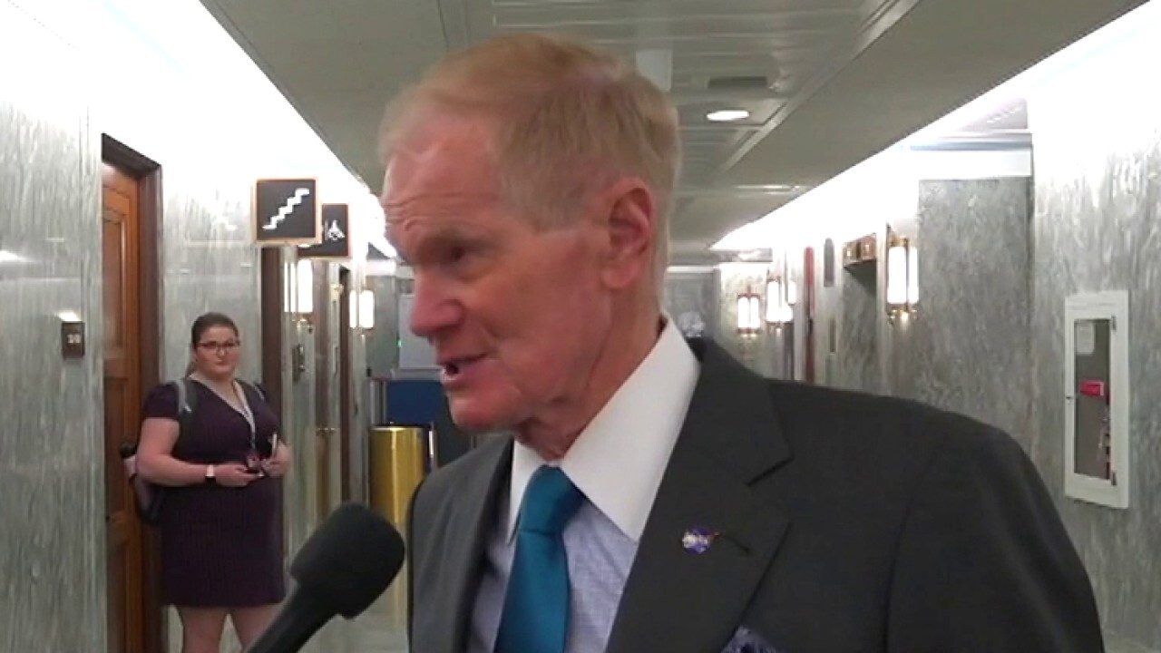 NASA Administrator Bill Nelson tells FOX Business exclusively that the organization is working on setting regulations for commercial space travel. Hillary Vaughn with more.