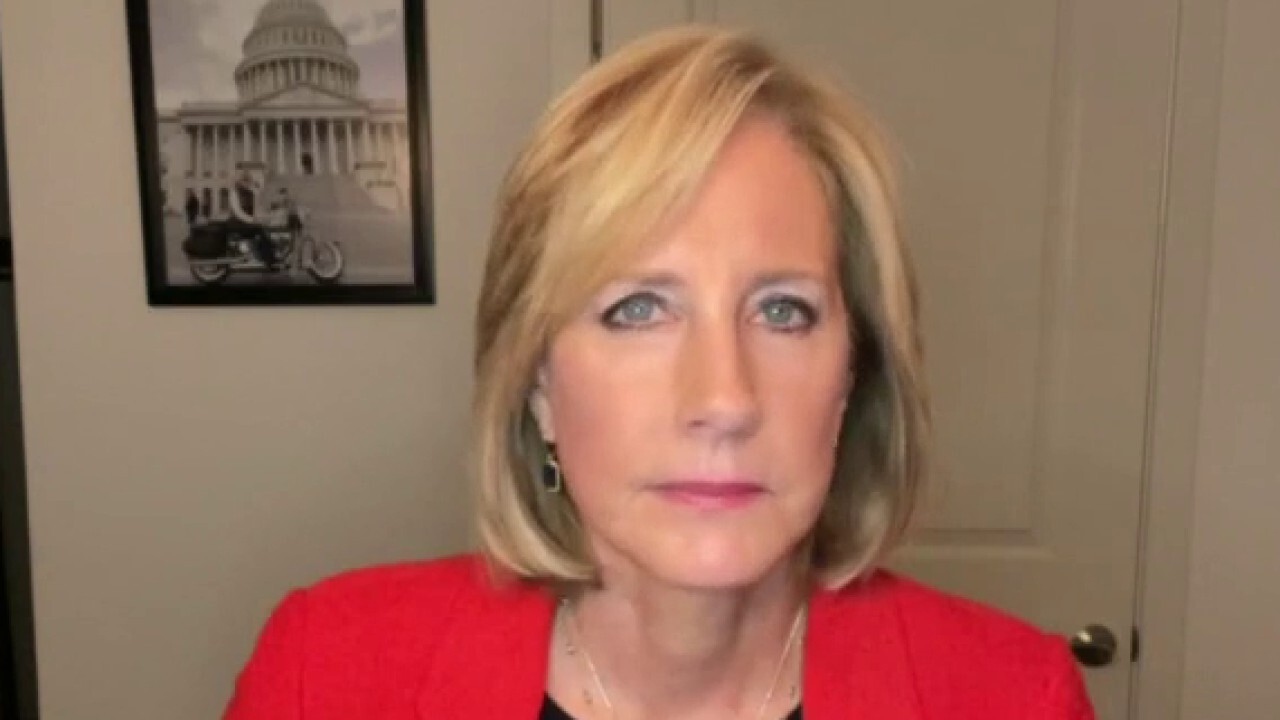 Rep. Claudia Tenney, R-N.Y., argues she would hate to see Republicans 'helping' Democrats with 'monstrosity' bill.