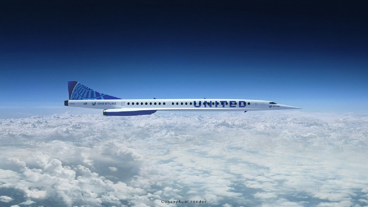 Boom Supersonic strikes deal with United Airlines: 'Big day' for future of travel, CEO says