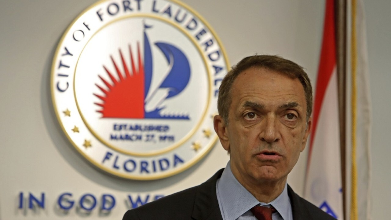 Fort Lauderdale Mayor Dean J. Trantalis discusses details of the underground beach tunnel that Elon Musk will build.