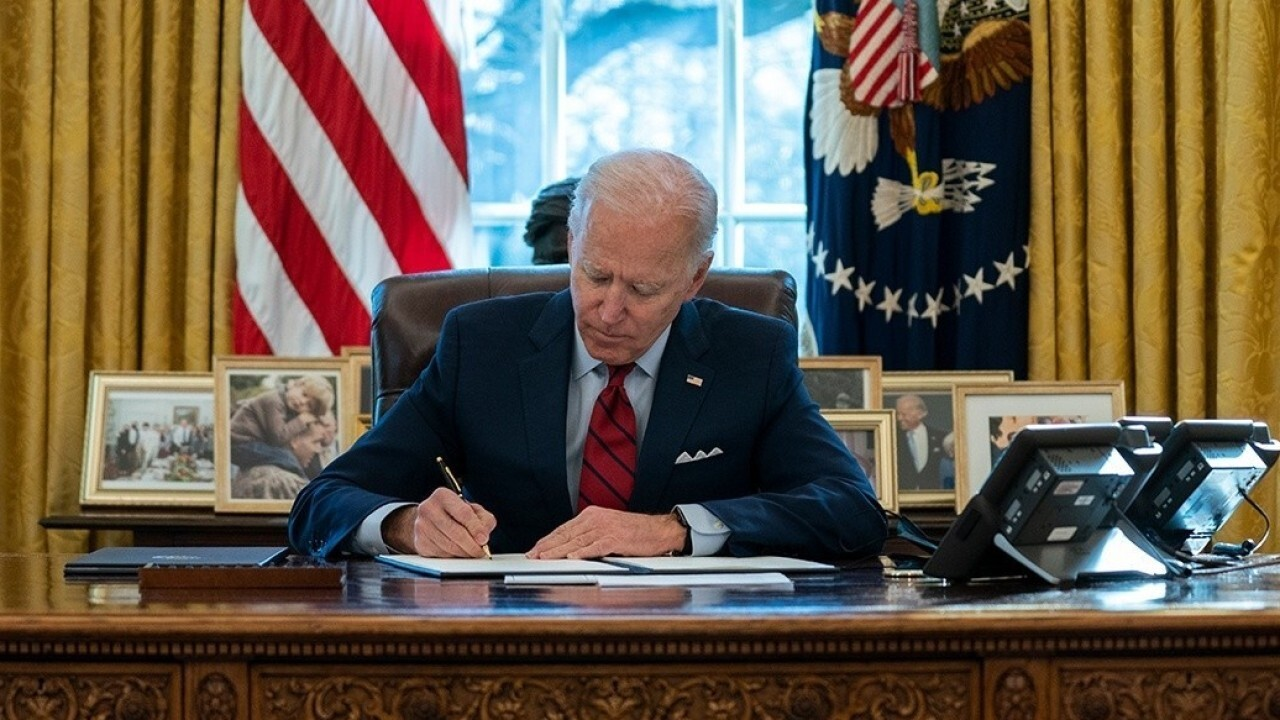 Tax Foundation President Scott Hodge weighs in on a possible Biden tax hike on 'Kudlow'
