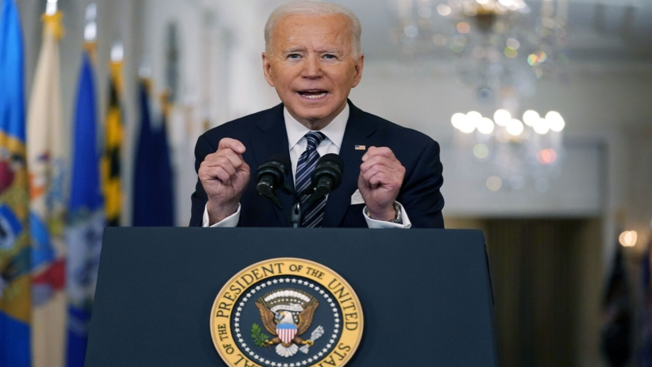 Kayleigh McEnany rips Biden over 'unprecedented lack of transparency'
