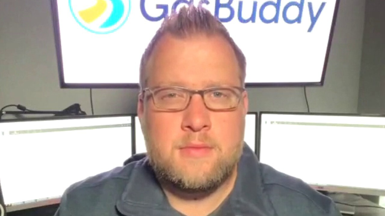 GasBuddy analyst Patrick DeHaan says 'it's going to be a blockbuster summer' for gas demand as AAA expects gas prices over the Memorial Day weekend to be the highest in seven years.