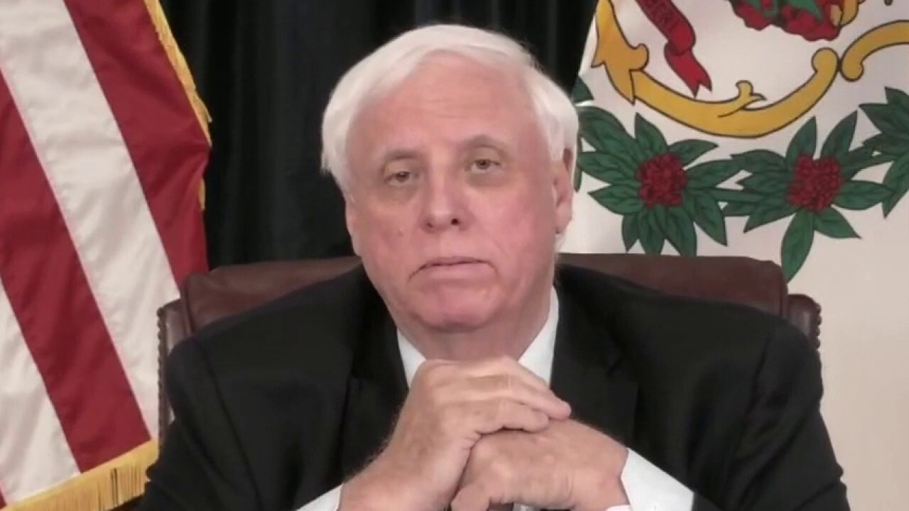 Republican Jim Justice weighs in on the 'reopen' movement gaining momentum across the nation.