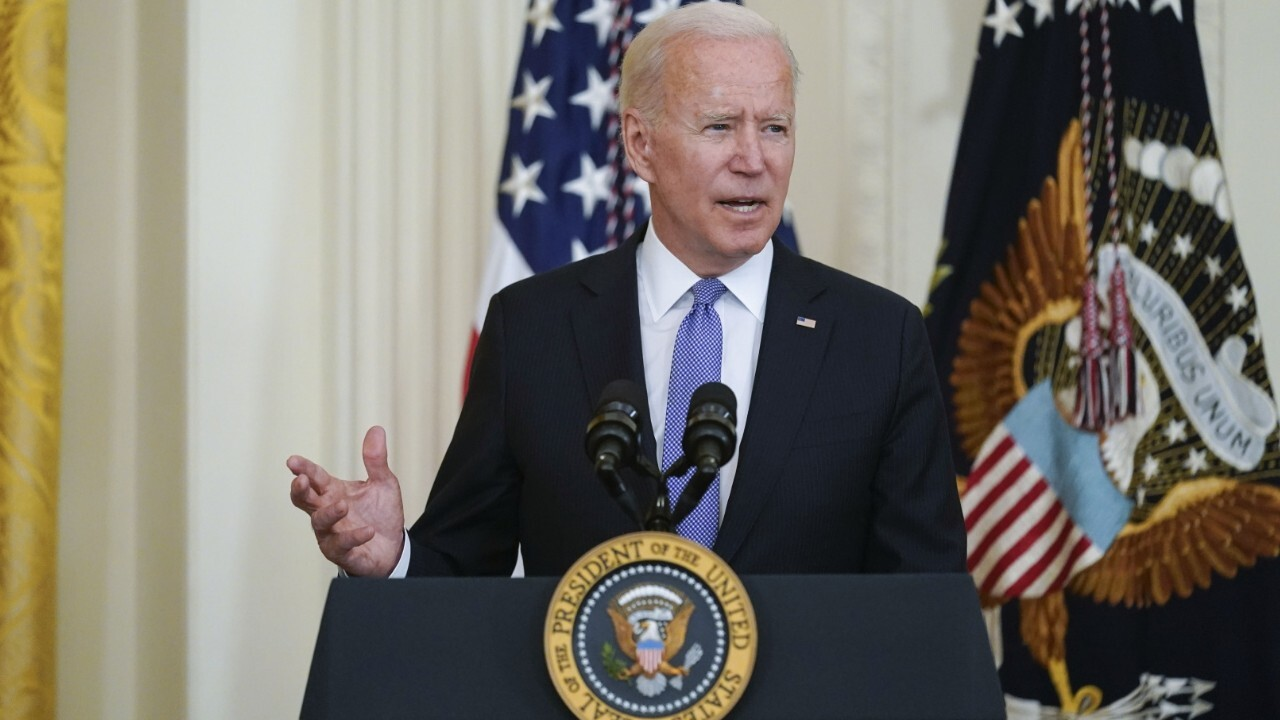 Ex-cop rips Biden for denying Democrat support of defund the police movement