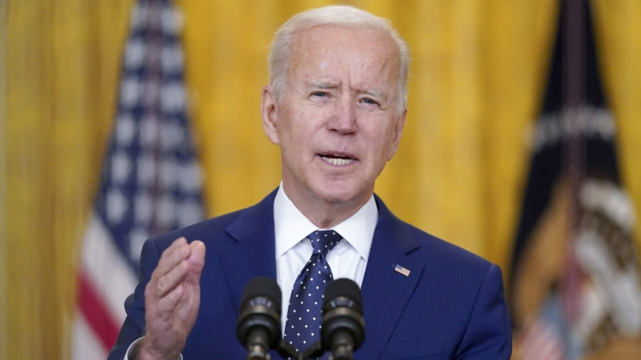 Biden's lack of defense spending sends 'wrong message' to Russia, China: Heritage Foundation VP