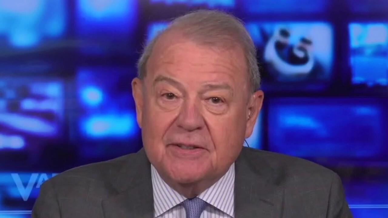 FOX Business' Stuart Varney on the border crisis that he believes Biden helped create.