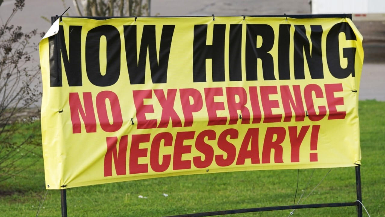 EmployBridge chief workforce analyst Joanie Bily shares her outlook for the job market and the economy once states start to lift coronavirus restrictions.
