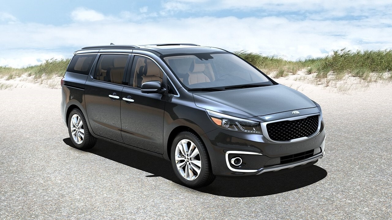 Used cars and minivans are selling for higher prices than new cars, with minivans selling more than 8% above market price in June.FOX Business' Grady Trimble with more.