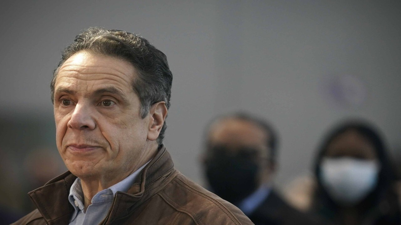 Times Union Managing Editor Brendan Lyons discusses the allegations against Gov. Cuomo, top New York congressional Democrats calling for his resignation and the impeachment probe.