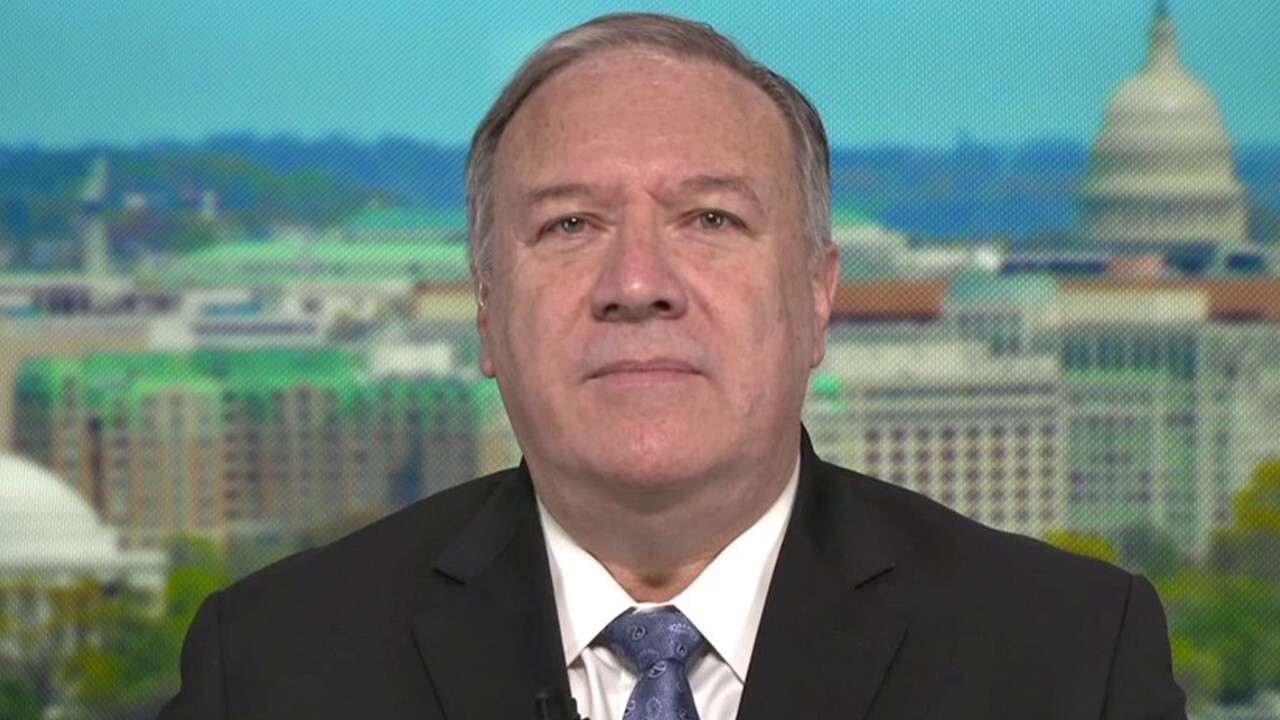 Former Secretary of State Mike Pompeo weighs in on U.S.-China relations under the Biden administration.