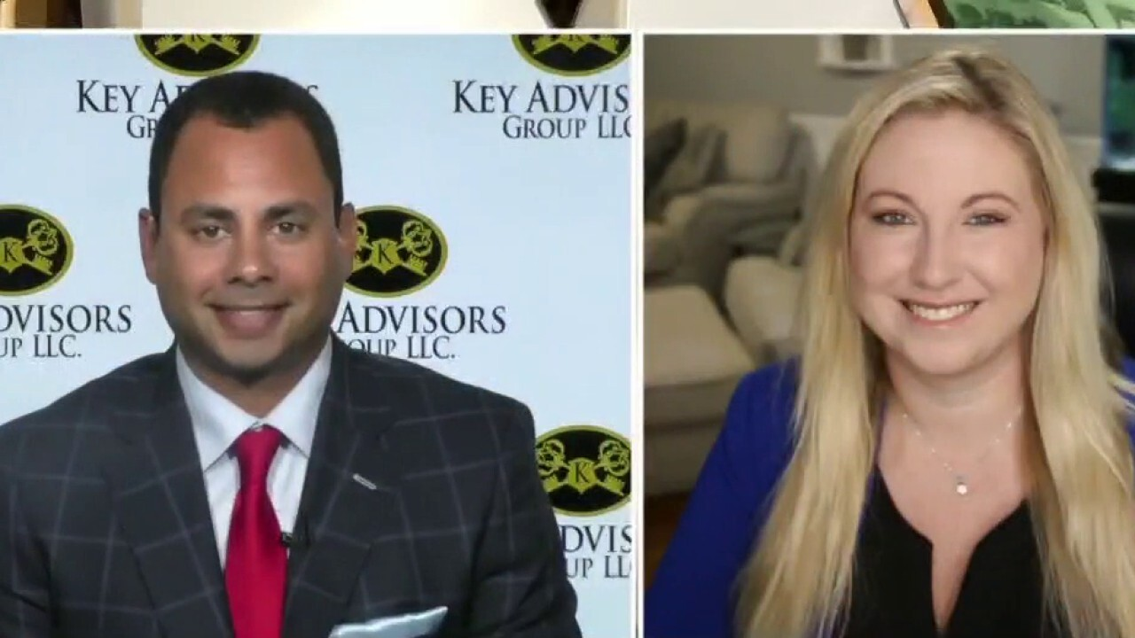 Eddie Ghabour, Key Advisors Group CEO, and Danielle Shay, Simpler Trading Vice President of Option discuss consumer behavior on 'Making Money.'