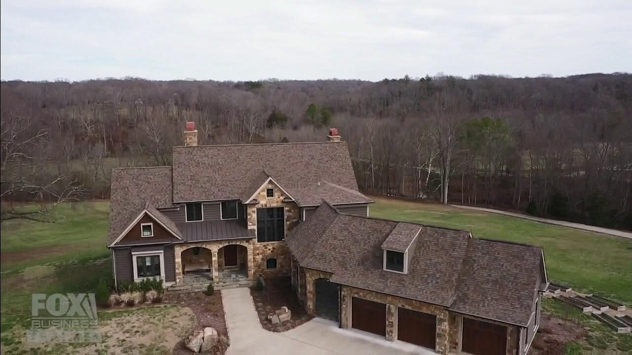 Check out $4.9M Nashville estate set on rolling Tennessee hillside