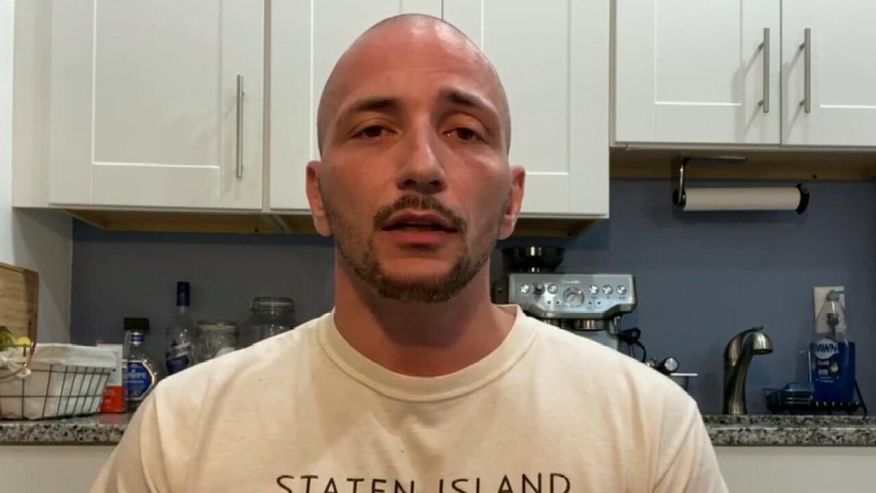 Staten Island Judo Jujitsu Dojo owner Joseph Cannizzo on how the city's vaccine mandate is impacting his business.