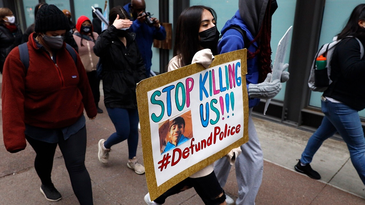 Calls for peaceful protests arise following recent police shootings