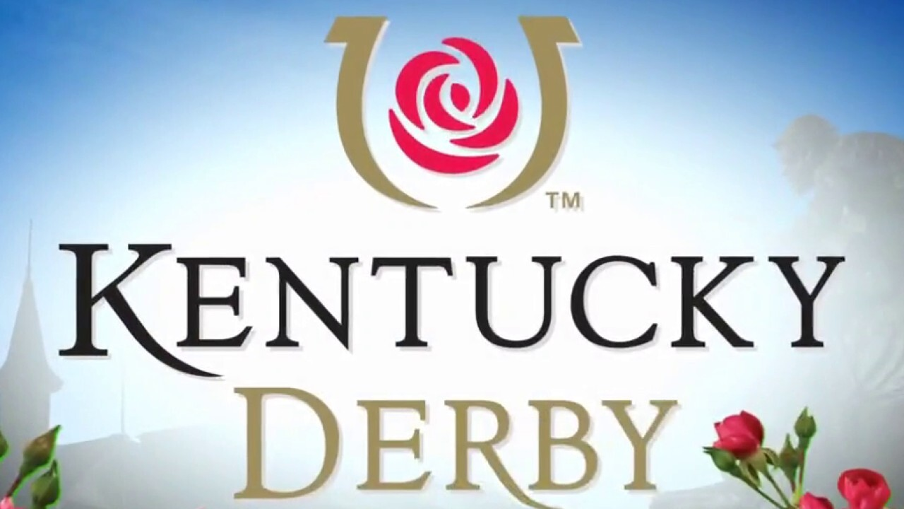 The Kentucky Derby is back in action and in person