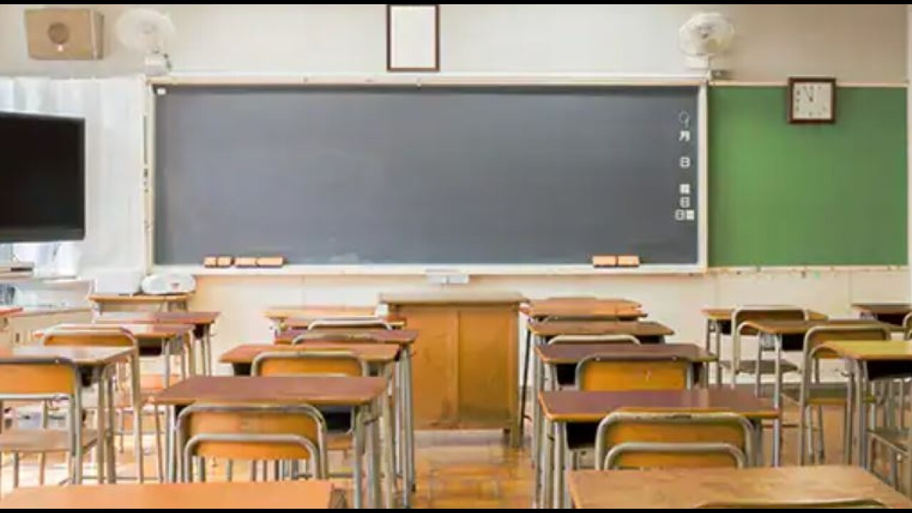 Should students return to schools as child hospitalizations rise?