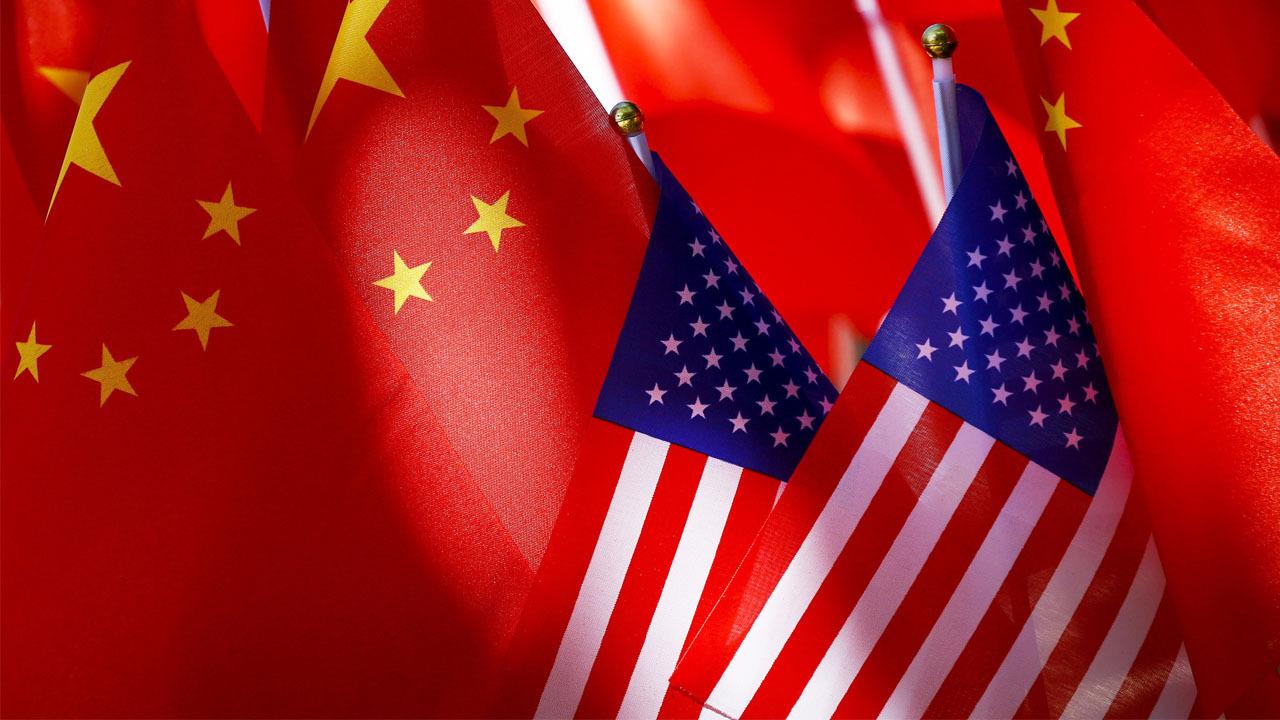 Atlas Organization founder Jonathan Ward on the U.S. combatting China's growing threat.