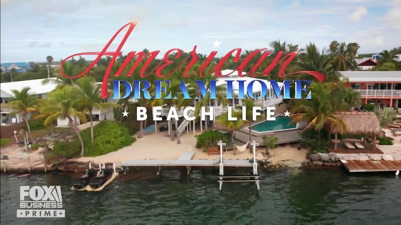 Cheryl Casone hosts the premier of American Dream Home, on Fox Business Network