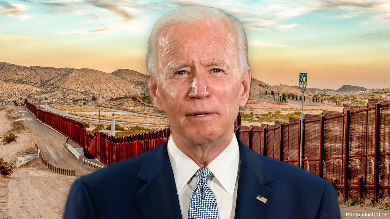 Biden making it 'very difficult' for those who live, work on the border: Ken Paxton