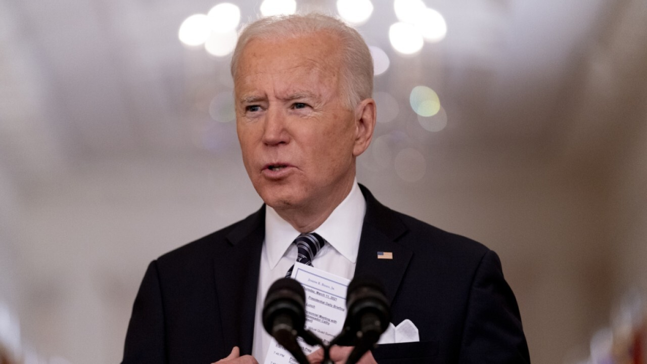 House GOP going to fight Biden's tax hikes 'tooth and nail': Rep. Kevin Brady