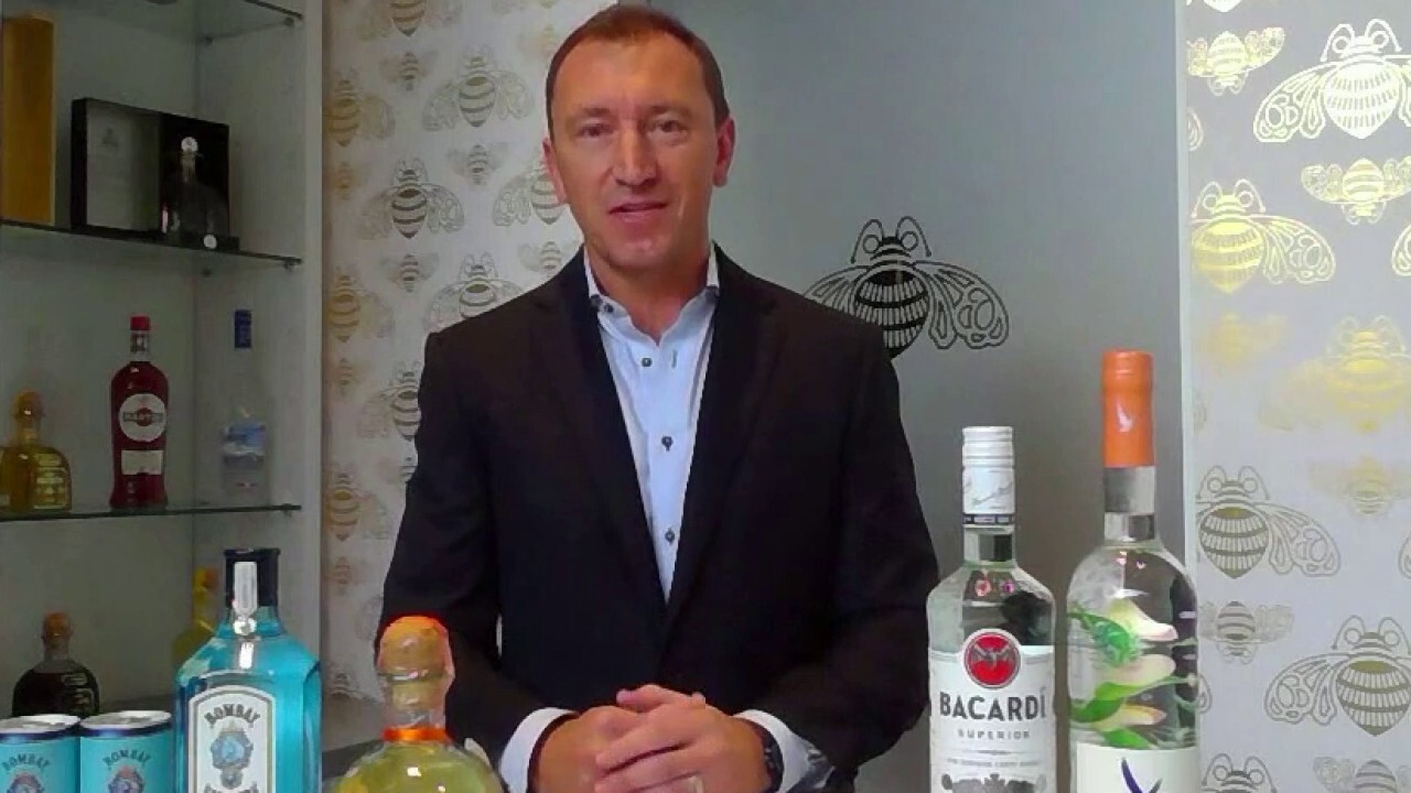 Bacardi Limited CFO Tony Latham weighs in on how the pandemic has effected the industry on 'Mornings with Maria'