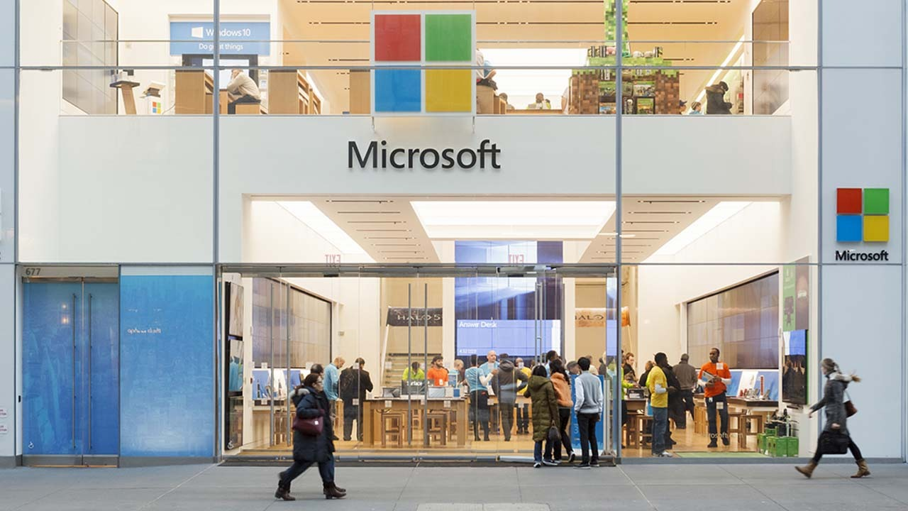 Microsoft earnings report shows a strong quarter. FOX Business' Gerri Willis with more.