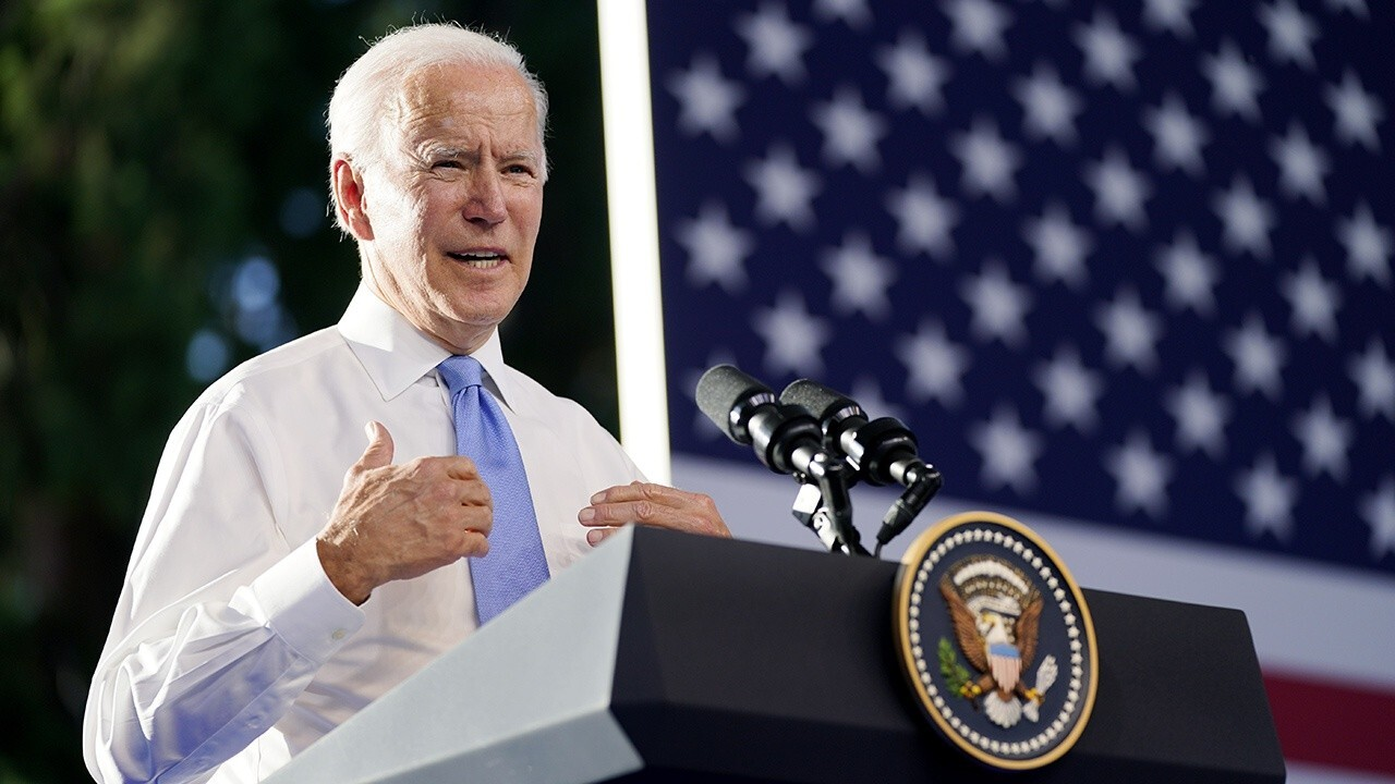 Biden going after border agents is 'disgusting': Rep. Gonzales