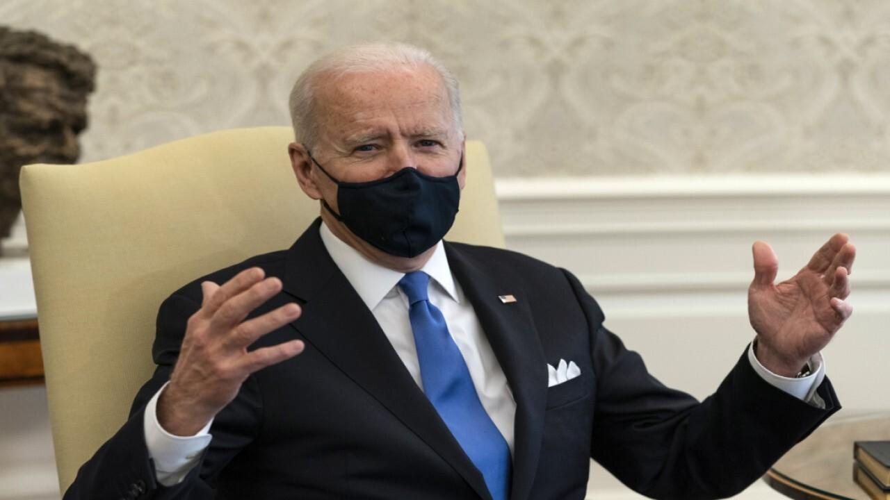 Biden needs to 'rethink' his Neanderthal comment on mask mandates: Sen. Blackburn