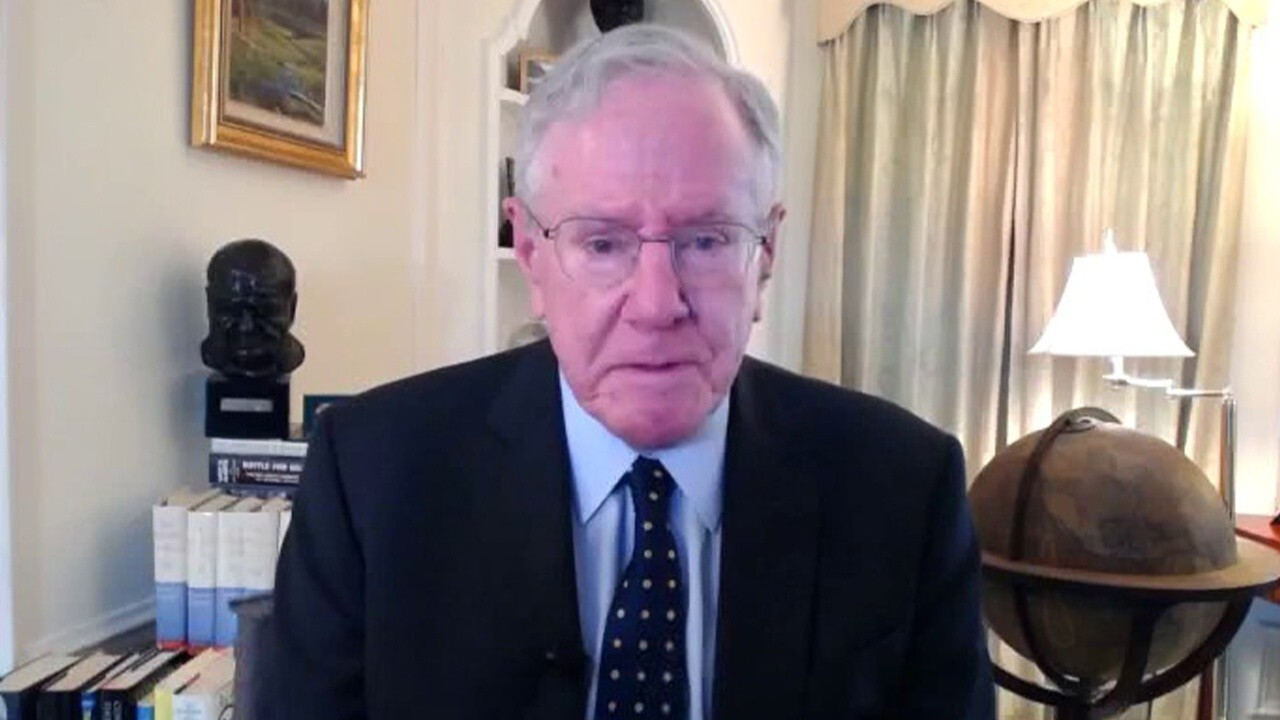 Inflation here to stay due to Fed 'printing too much,' Steve Forbes says