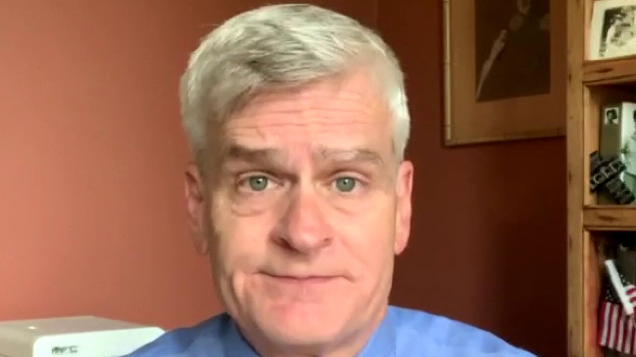 Sen. Bill Cassidy, R-La., discusses infrastructure needs in Louisiana and the Northeast after deadly flooding and storm surge.
