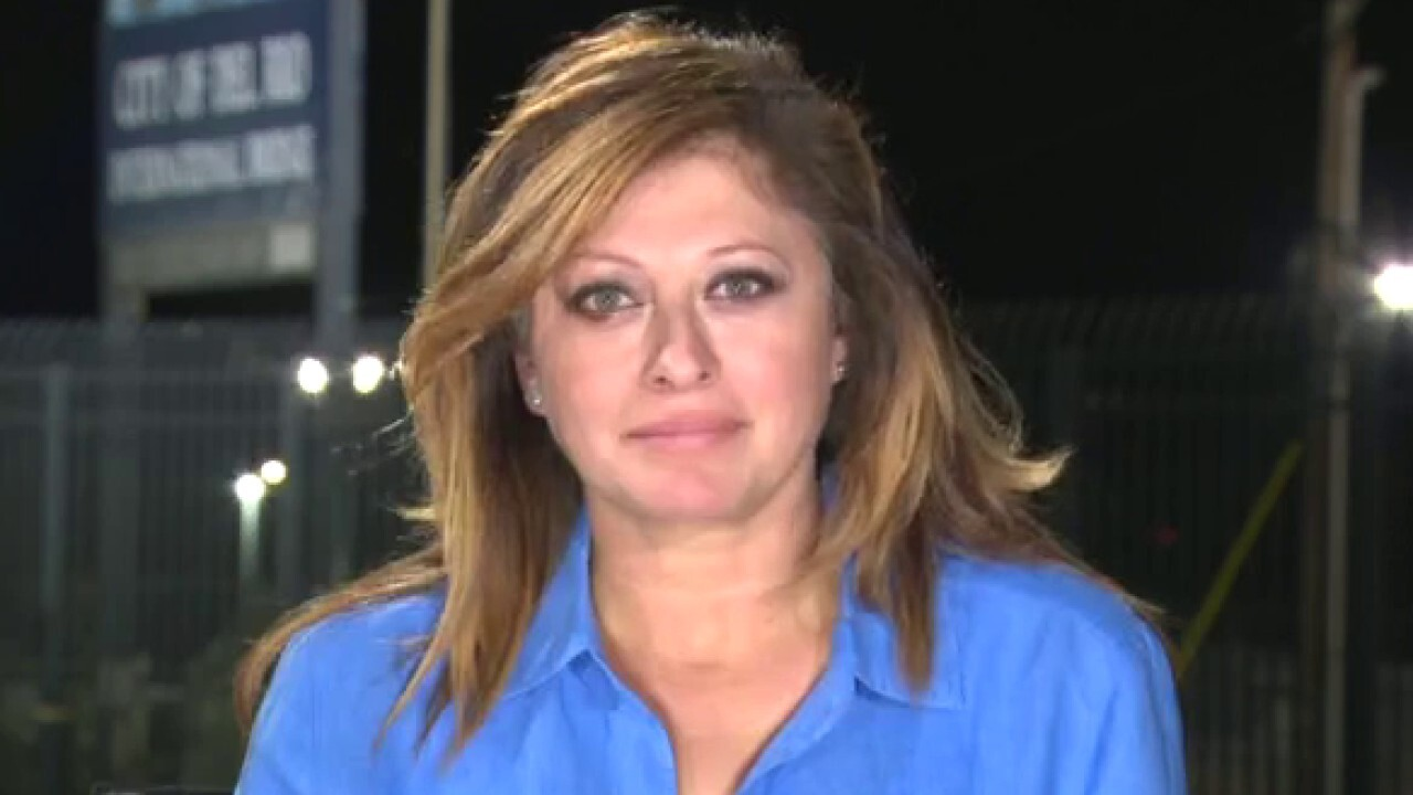 FOX Business' Maria Baritromo argues Mexican cartels know how to distract U.S. border agents.