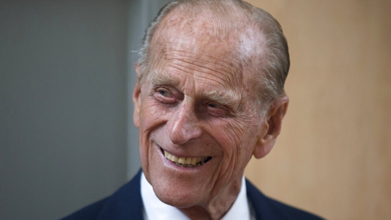 Prince Philip's funeral could look different due to COVID