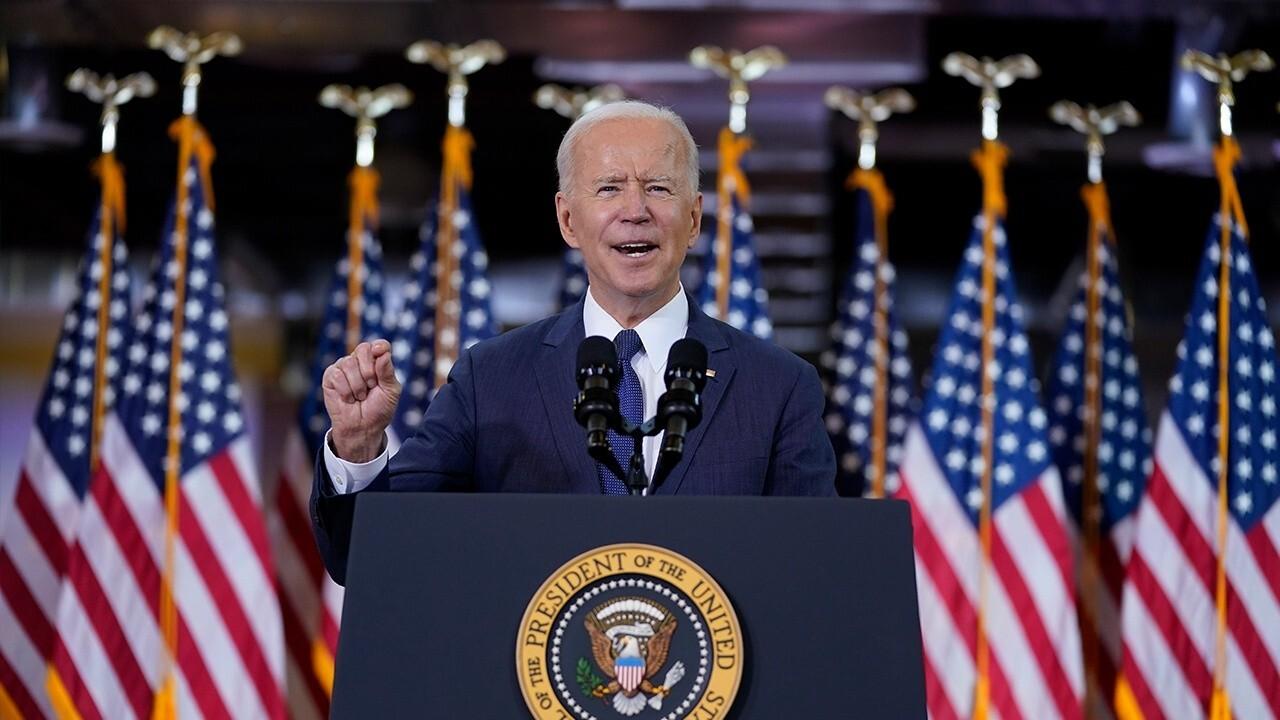 Sen. Todd Young on China, Biden